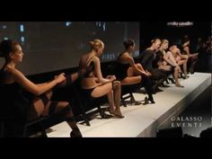 How to wear a bodysuit: Emilio Cavallini Mercedes-Benz New York Fashion Week 2012