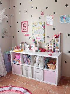 Kids Room Ideas For Girs Toddler Decor Playrooms 49 Ideas Big Girl Bedrooms, Little Girl Rooms, Baby Room Decor, Bedroom Decor, Bedroom Furniture, Bedroom Ideas, Ikea Deco, Kids Bedroom Designs, Playroom Design