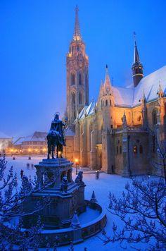 Matthias Church ~ Budapest ~ Hungary