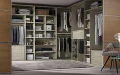 closet armario vestidor tipo sala con puertas correderas :: mobles tatat :: horta guinardó barcelona