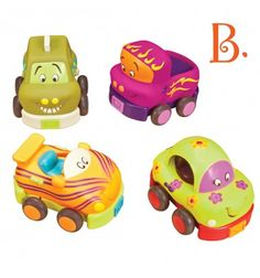 B.Toys Autka miękkie Wheeeels https://pulcino.pl/btoys/463-btoys-autka-miekkie-wheeeels.html
