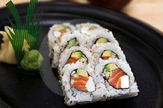 Philadelphia Roll - Sushi Recipe