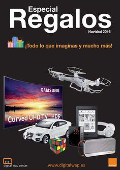 Para esta #NAVIDAD te presentamos ¡los regalos más deseados! Samsung Smart TV Curva, Drones, Icars, Sony PlayStation4 Slim y mucho más...