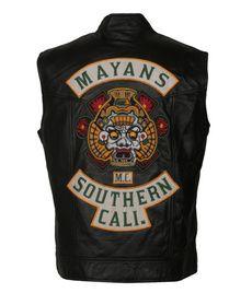 Motorcycle Vest, Biker Vest, Biker Leather, Real Leather, Harley Davidson Leather Jackets, Vintage Biker, Vest Outfits, Shearling Coat, Cool Halloween Costumes