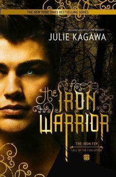 Couverture de Les Nouveaux Royaumes Invisibles, L'Appel des Oubliés, Tome 3 : The Iron Warrior
