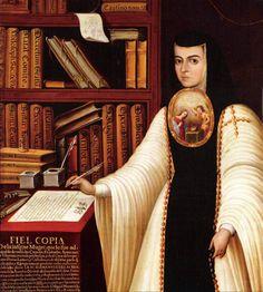 Sor Juana Inés de la Cruz nació en la hacienda de San Miguel Nepantla, Estado de México, el 12 de noviembre de 1648. Su nombre, antes de tomar el hábito, fue Juana de Asbaje y Ramírez ya que fue hi...