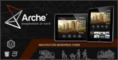 Arche - Architecture WordPress Responsive Theme - http://fitwpthemes.com/arche-architecture-wordpress-responsive-theme/