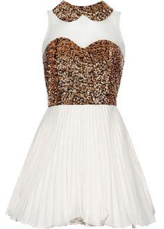 Dream Angel Dress | Sequin Chiffon Dresses | Rickety Rack