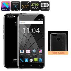 Agora disponível em nossa loja: SmartPhone HK Arm... Confira aqui! http://alphaimports.com.br/products/smartphone-hk-armazem-android-phone-oukitel-u22-quad-core-2gb-ram-dual-rear-cam-android-7-0-5-5-polegadas-hd-display-black?utm_campaign=social_autopilot&utm_source=pin&utm_medium=pin