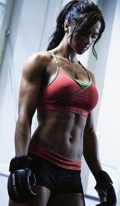 Strong and sexy... not mutually exclusive. #Fitness #workout #health #fitnessmotivation #fitnessinsp