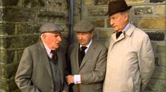 Last Of The Summer Wine S22 Just A Small Funeral COMPO :(