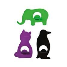 elephant hook tiger - Google Search  The elephant hook in green and one in purple will be stuck onto business card holders