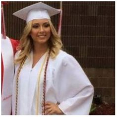 Gallery For > Hailie Mathers Graduation