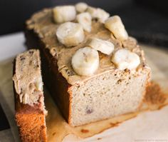 Healthy Banana Bread (and a giveaway!)