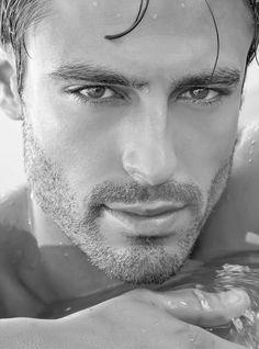 Beautiful Men,Beau Mec. By Lindsey & Alexa  - ♀ www.pinterest.com/WhoLoves/Beautiful-Faces ♀ #beautiful #faces