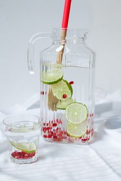 3 fancy water combination for something new and refreshing! more healthy recipes on jojotastic.com