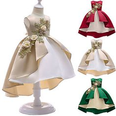 Flower Girl Princess Dress Baby Kid Party Wedding Bridesmaid Formal Porm Dresses - Pageant Dresses - Latest and trending Pageant Dresses - Flower Girl Princess Dress Baby Kid Party Wedding Bridesmaid Formal Porm Dresses Kids Pageant Dresses, Girls Bridesmaid Dresses, Baby Girl Party Dresses, Ball Gown Dresses, Little Girl Dresses, Baby Dress, Prom Party Dresses, Girls Dresses, Flower Girl Dresses