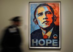 "Gotham typeface: Tobias Frere-Jones font from Obama ""hope"" poster ..."
