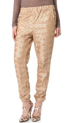 Free People Sequin Party Pants-shopbop.com