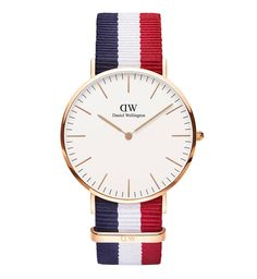 Daniel Wellington Montre Classic Cambridge 40 mm / MULTICOLORE TU | E-shop Citadium