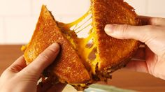 Cheeseburger Grilled Cheese  - Delish.com
