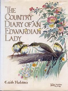 cover of The Country Diary of an Edwardian Lady