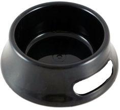 Petco Black Heavyweight Small Dog or Cat Food Bowl Feeder…