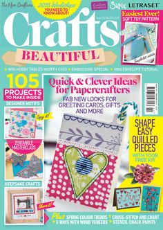 Crafts beautiful february 2015