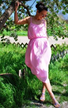 Зефірно-рожеве плаття | BurdaStyle.ua: Мода, Дизайн, Рукоділля, Викрійки