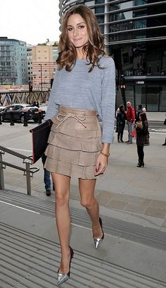 olivia palermo casual style - Google Search