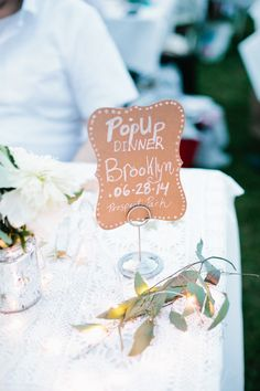 PopUp Dinner Brooklyn #handmadeevents #popupbrooklyn #prospectpark #acuralive (Event Production by Hand Made Events Photos by Nicole with Sorella Muse)