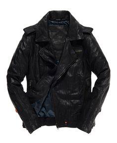 Superdry Ryan Biker Jacket