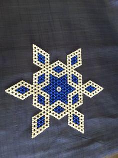 Beads, Trapper Keeper, Pearls, Blue Prints, Manualidades, Beading, Bead, Ruffle Beading, Pony Beads