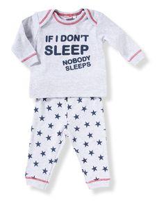 If i don't sleep, nobody sleeps - Prenatal #Pyjama