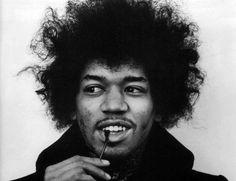 Jimi Hendrix - #music #photography