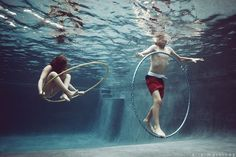 Simple Tips On How To Take Photos Under Water photo