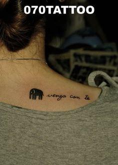#elephant #tattoo #elephant #tattoo #elephant #tattoo