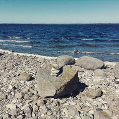 "Nordlicht Mary G. Demuth on Instagram: ""#Roskildefjord #Bolund 💕"" Fjord, Lund, Mary, Instagram, Beach, Water, Outdoor, Nordic Lights, Water Water"