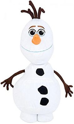 Disney Frozen - Olaf Cuddle Pillow Deal Over 50% Off! How cute is this little guy!   Go Here-> http://www.coupondad.net/disney-frozen-olaf-cuddle-pillow-deal-50-off/ #giftdeas #frozen