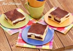 Pudingový koláč s kyslou smotanou