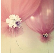 Wedding balloons decor