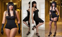 Shop Plus Size Body Shaper, Shapewear Plus Size Bodies, Wear Store, Leggings, Shapewear, Body, Christian Louboutin, Curves, Pumps, Lingerie