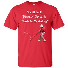 Golf Draw In Training Custom Ultra Cotton T-Shirt Golf Gifts For Men, Gifts For Boss, Golf Drawing, Golf Cleats, Golf Etiquette, Golf Shop, Golf Quotes, Golf Tips, Training
