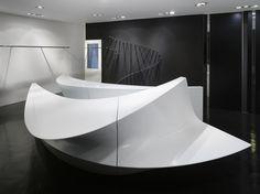 Neil Barrett Shop in Shop - Architecture - Zaha Hadid Architects