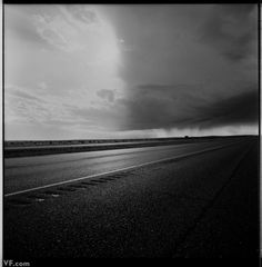 Michael Scalisi: Everything, I-40, Santa Fe, New Mexico.
