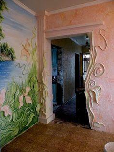News Dumper: Stunning art ideas in decorating the walls