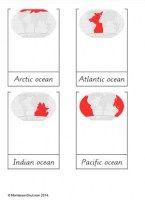 Ocean Cards