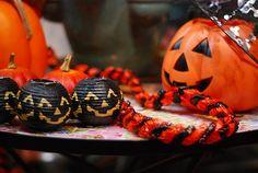 Halloween a cores