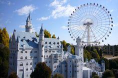Awaji World Park Onokoro, Awaji. This kind of theme park have any famous miniature buildings from around the world