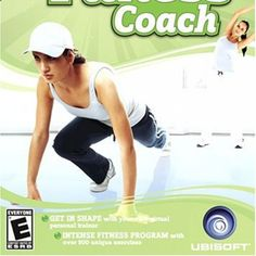 My Fitness Coach - Nintendo Wii We Love 2 Promote http://welove2promote.com/product/my-fitness-coach-nintendo-wii/  Price: & FREE Shipping  #marketingcoach